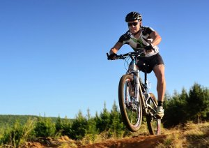 York Timbers - Jakes van Staden tests the York Adventure Club track