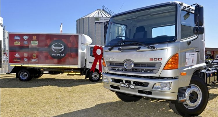 Hino Enjoying Strong Interest After Show