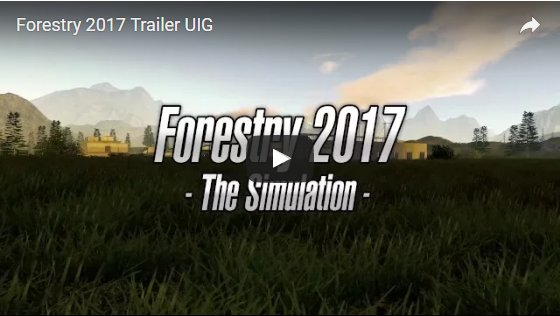 Forestry 2017 Trailer