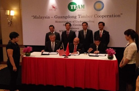 Malaysia aiming at China's timber market | Forestry South Africa