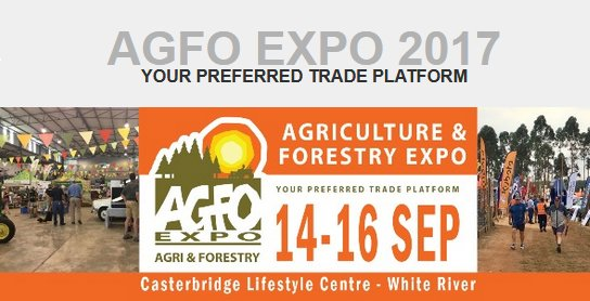 Book your stand for AGFO 2017