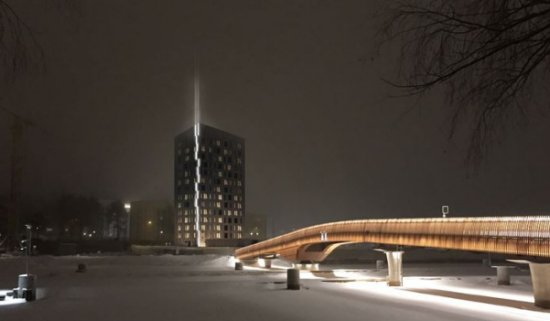 Stora Enso to supply wooden constructions for Finland's ...