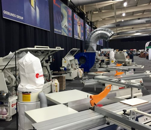WoodEX for Africa set for a full house