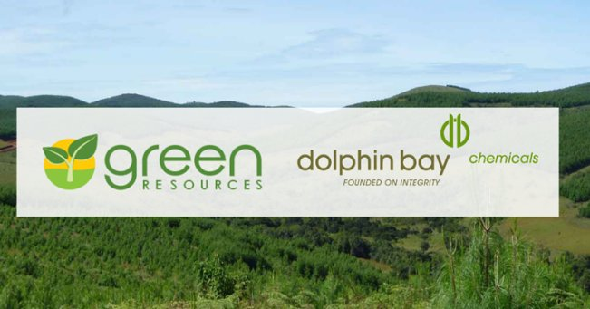 Supply Agreement with Green Resources