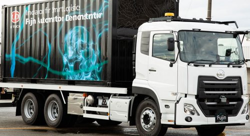UD Trucks Reveals First Demonstration of Level 4 Automation for Heavy-Duty Trucks