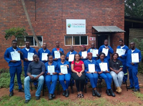 A new year with new hopes, thanks to MTO's Skills Programme