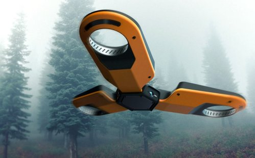 The Humla Forestry Drone is a Forest Planner's best friend