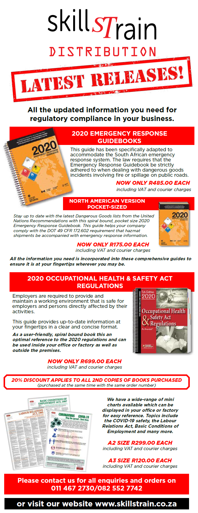 Occupational Health & Safety Guide Books
