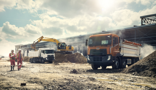 Mixed start for commercial vehicles in 2020