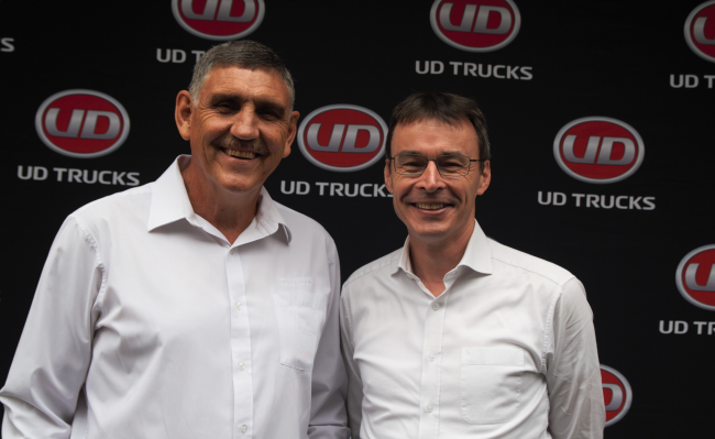 UD Trucks Southern Africa