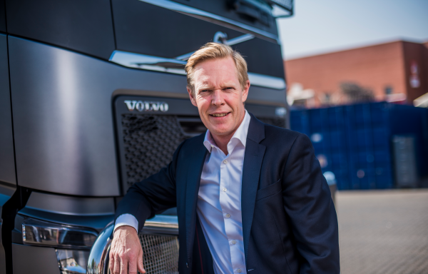 Volvo Truck starts 2020 on a High Note