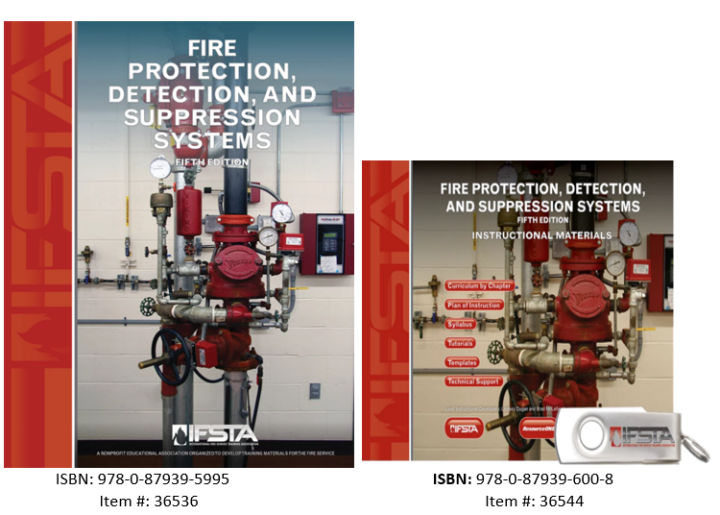 Fire Protection, Detection and Suppression