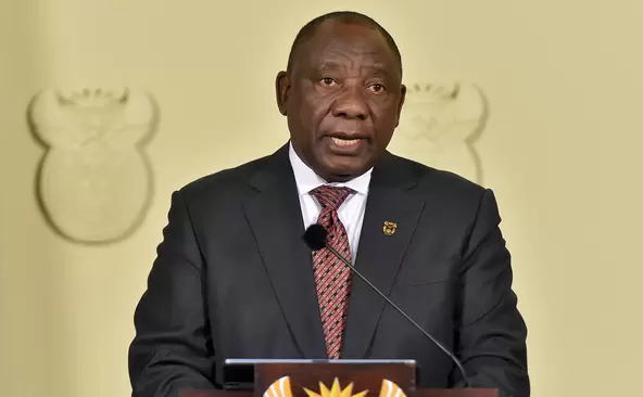 Ramaphosa declares Covid-19 national disaster, says 61 cases confirmed in SA