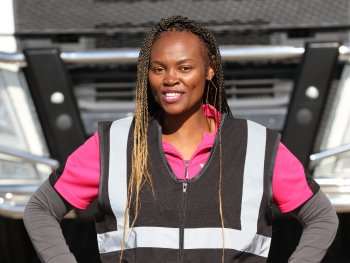 Lafarge and Volvo Trucks join forces to accelerate women in transport