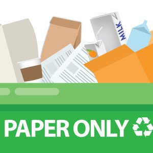 National Clean-Up and Recycle Week | Are you making these paper recycling mistakes?