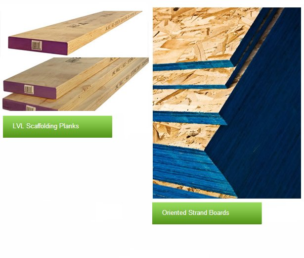 Timber Frame Products