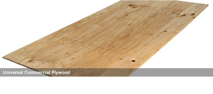 Universal Commercial Plywood