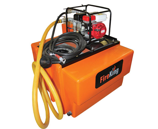 Safequip Akira Low Pressure Skid Unit