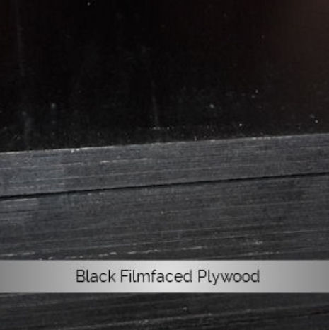Black Filmfaced Plywood
