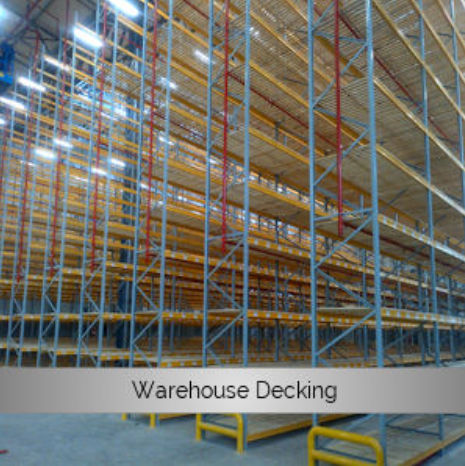 Warehouse Decking