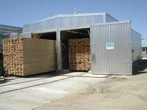 Pine Timber Drying Systems